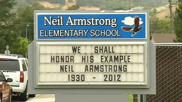 neil a armstrong elementary - photo #6