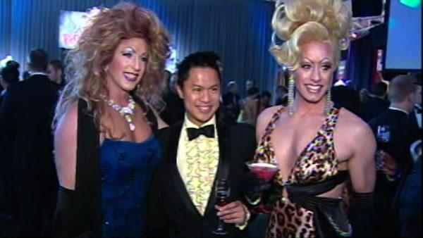 SF Oscar fundraiser raises AIDS awareness