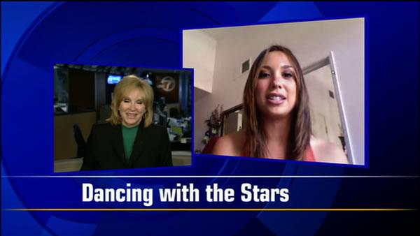 Cheryl Burke chats about upcoming charity event