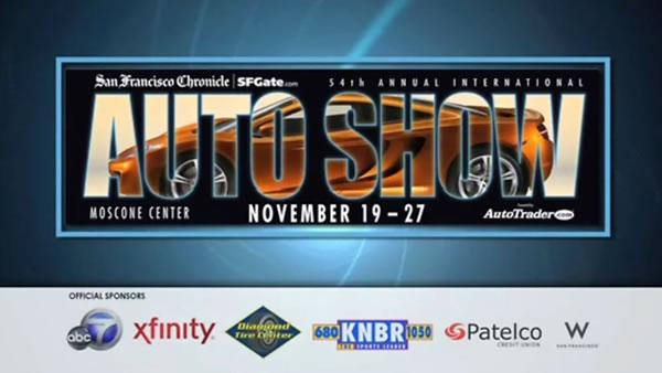 ABC7 Special: San Francisco International Auto Show 2011
