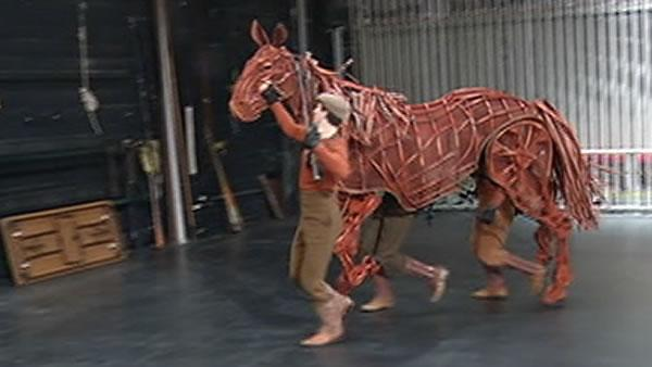 War Horse play coming to Curran Theater