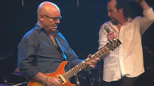 Musicians pay tribute to late Ronnie Montrose