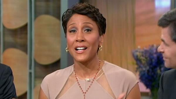Another medical challenge for Robin Roberts  - 6at4