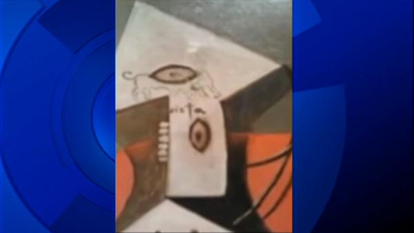 Man vandalizes Picasso painting in Texas