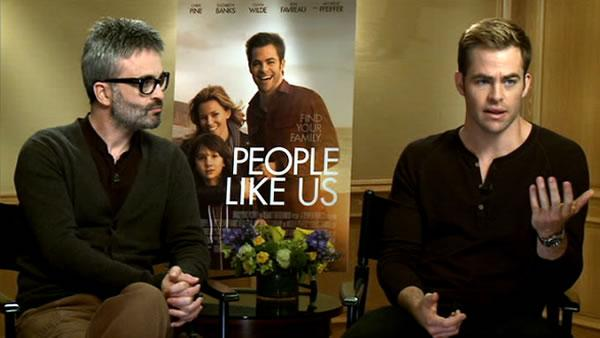 'People Like Us' resonates, Pfeiffer shines