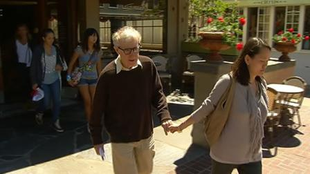 Film legend Woody Allen is shooting a movie in the Bay Area.
