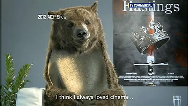 The best television commercials of 2012