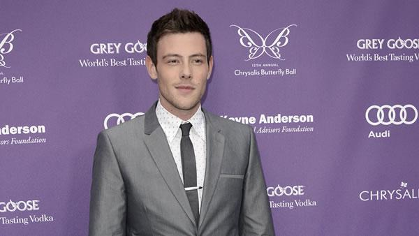 Actor Cory Monteith arrives at the 12th Annual Chrysalis Butterfly Ball on Saturday, June 8, 2013 in Los Angeles. (Photo by Dan Steinberg/Invision/AP)