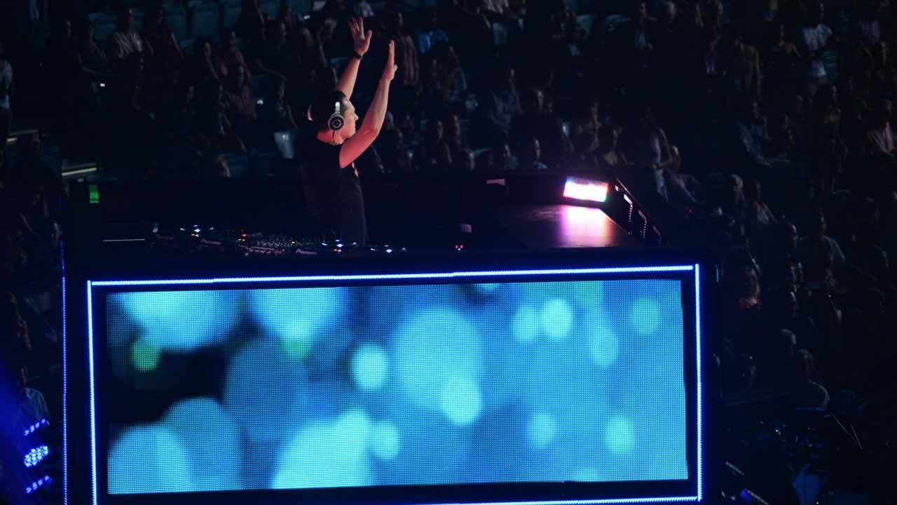 DJ Tiesto.