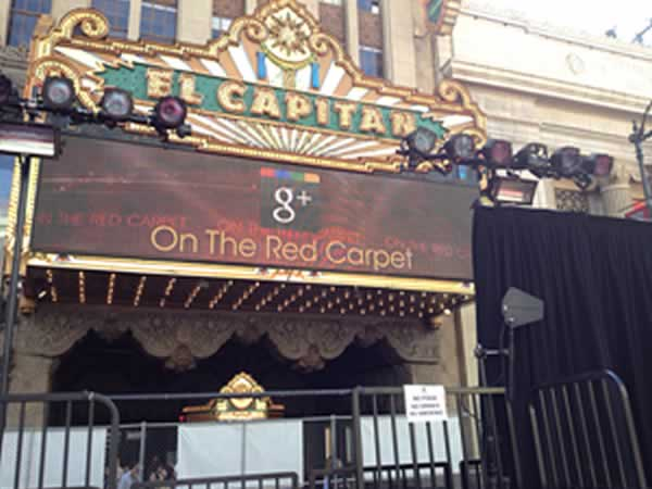 Here&#39;s a behind the scenes look at the preparations for the 84th Academy Awards! <span class=meta>(Bill Burton&#47;KGO)</span>