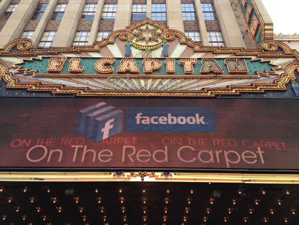 "<div class=""meta ""><span class=""caption-text "">Here is a photo of the El Capitan marquee in Los Angeles taken on Sunday before the 84th Academy Awards. (Rosendo Pena/KGO)</span></div>"