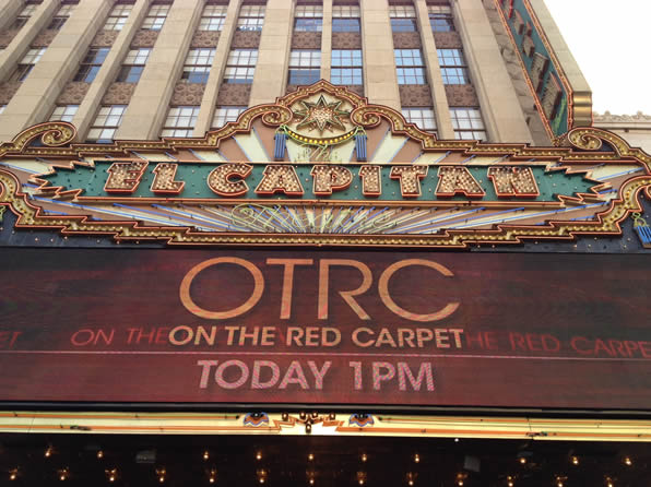 "<div class=""meta image-caption""><div class=""origin-logo origin-image ""><span></span></div><span class=""caption-text"">Here is a photo of the El Capitan marquee in Los Angeles taken on Sunday before the 84th Academy Awards. (Rosendo Pena/KGO)</span></div>"