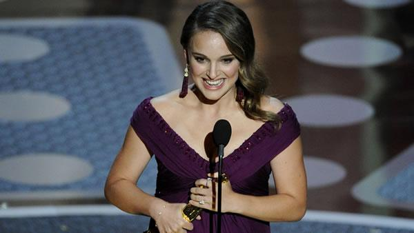 Natalie Portman at the 83rd Annual Academy Awards