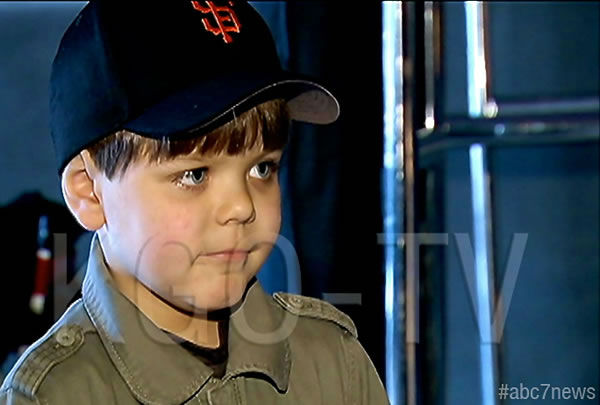 "<div class=""meta ""><span class=""caption-text "">Batkid almost had another high-profile caper. Miles Scott was all set to appear on Sunday?s Academy Awards show in Hollywood, but sometime between the Saturday rehearsal and the Sunday evening show, the segment was cut. (KGO Photo)</span></div>"