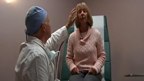 Cosmetic surgery could help ease migraines