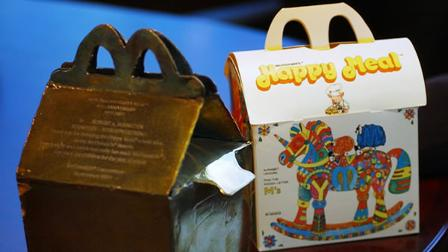 McDonalds could soon face a lawsuit over its Happy Meals.