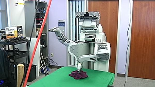 Robots may be part of future surgery staff