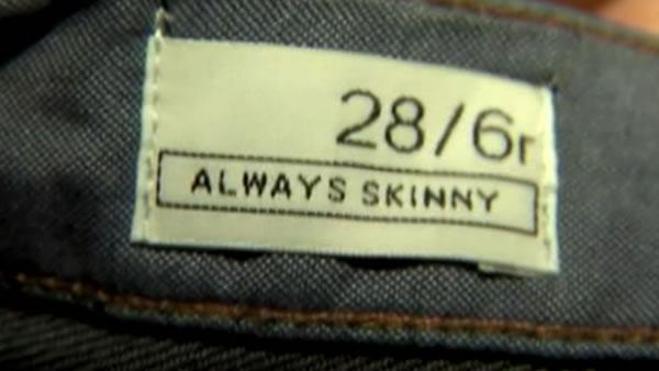 Doctors warn of dangers of skinny jeans