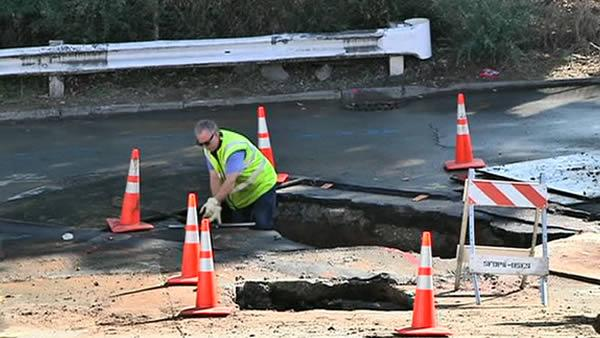 uFixIt: Massive Bernal Heights sink hole finally fixed