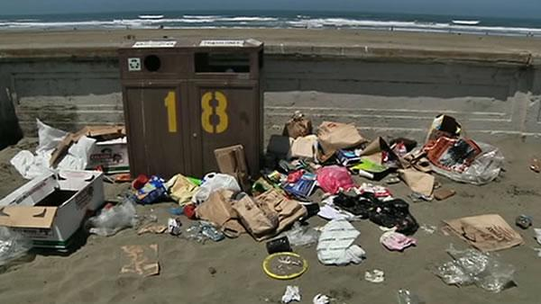 uFixIt: Woman wants more done to keep Ocean Beach clean