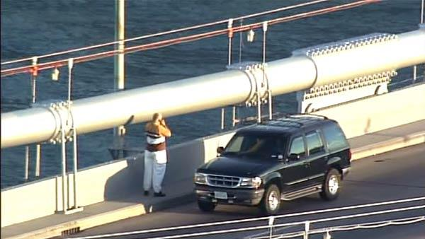 Drivers ticketed during Bay Bridge standoff