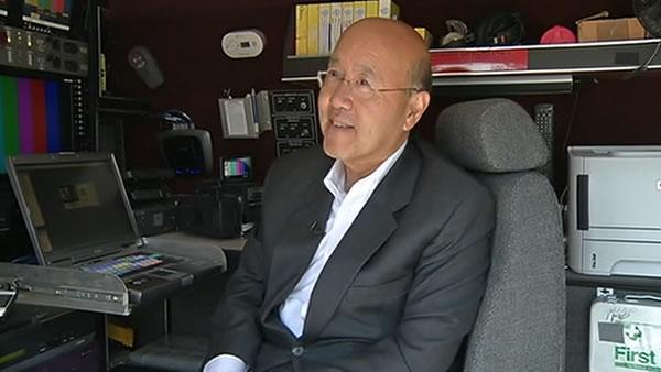 ABC7 News celebrates 40 years with David Louie