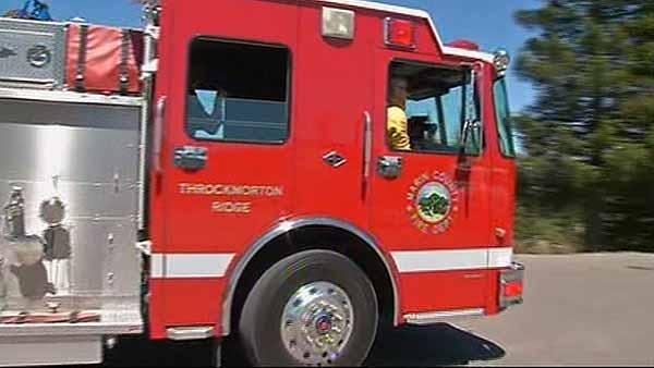 Bay Area fire crews on high alert