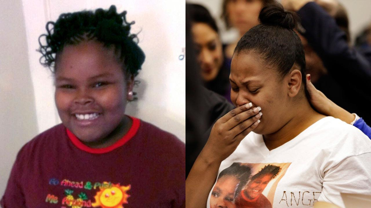 Jahi McMath and her mother Nailah Winkfield