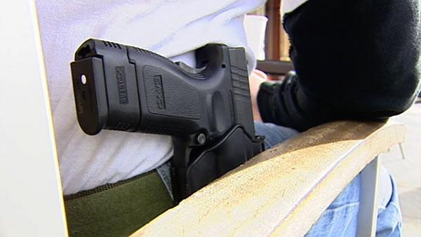 Bay Area group advocates open carry of guns