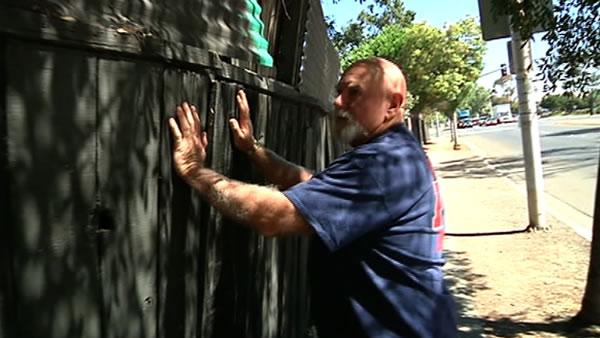 City blames budget woes for delay in fence repair