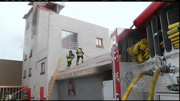 Fremont firefighters train following colleague death