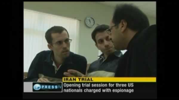 American hikers in Iran receive 8 years jail