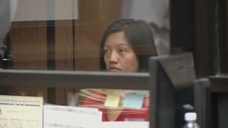 Giselle Esteban in court