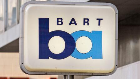 BART sign in Oakland