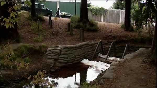 Crews clean diesel spill at UC Berkeley