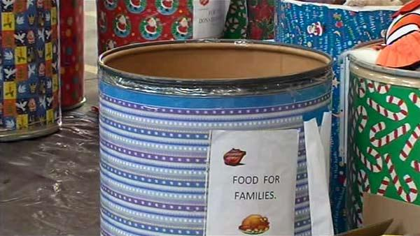 Critical food shortage at Alameda Co. Salvation Army