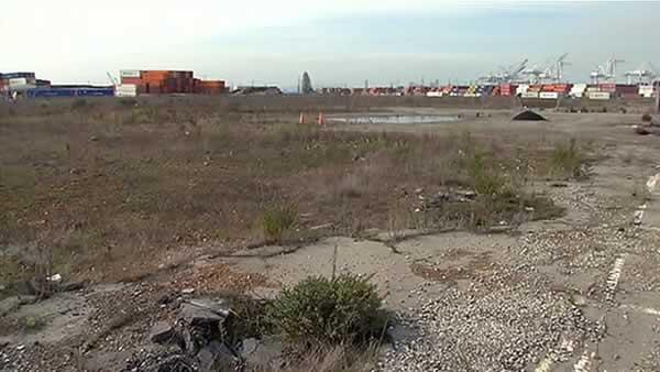Oakland Army Base redevelopment moves forward