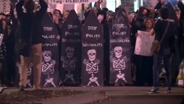 Occupy Oakland protesters defend actions