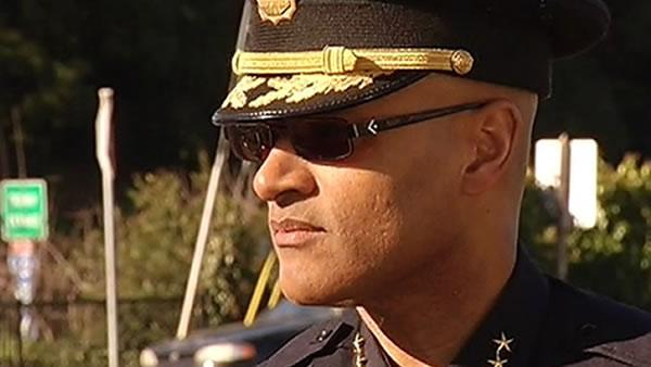 Oakland's new police chief outlines his vision