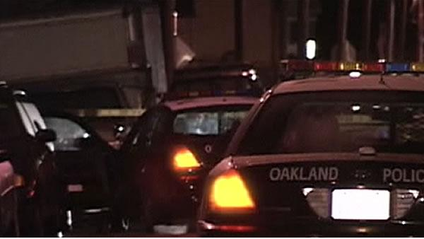 Mom says Oakland cops shot unarmed son in back