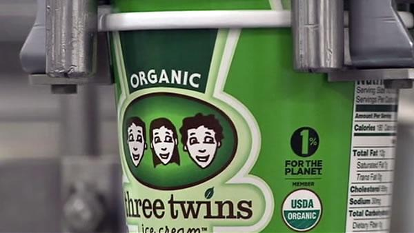 Sweet success for local organic ice cream business