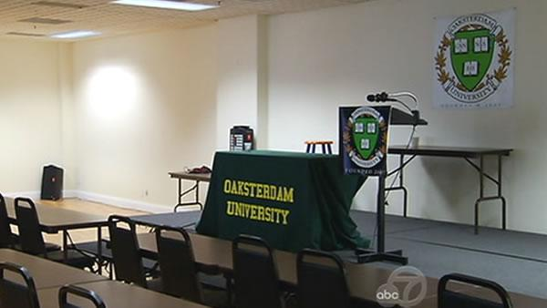 Future of Oaksterdam University in question