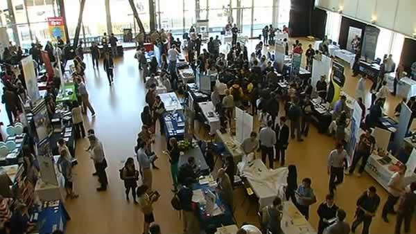 Cal grads more optimistic about job prospects