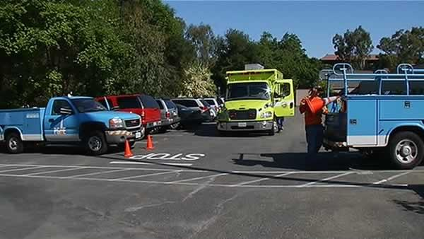Gas odor prompts school evacuation in Walnut Creek