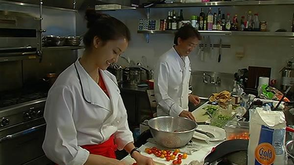 Restaurant lets aspiring chefs run the show