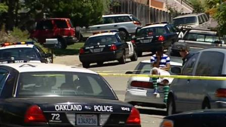 A man was found shot to death shortly before noon Tuesday in a car parked on a freeway off-ramp in East Oakland.