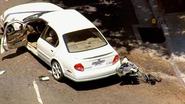 Mother, two children struck by car in Fremont