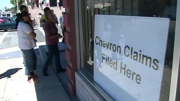 Thousands planning to sue Chevron after refinery fire