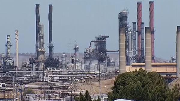 Chevron's expansion plans hampered by refinery fire