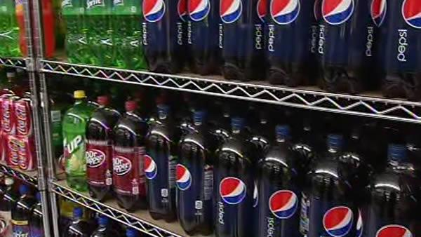 Soda tax ballot measure attracts big bucks
